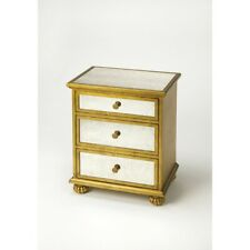 Butler Grable Gold Leaf Accent Chest, Gold - 3519332