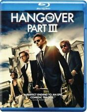 The Hangover Part III 2 Discs Includes Digital Copy Blu Ray DVD BLURAY