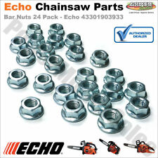 Echo Bar Nuts for Echo Chainsaws & Pole Saws / 24 Pack / 43301903933, CS-302S