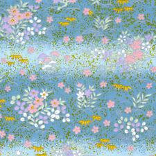 (MG17) BRILLIANT series Japanese Yuzen washi paper 21 x 29.5 cm.
