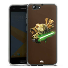 HTC One A9 s Silikon Hülle Case HandyHülle - Yoda