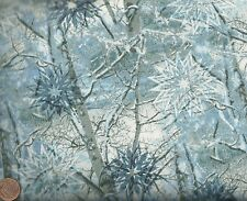 Seasonal Portraits Judy Niemeyer winter branches fabric