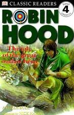 DK Readers: Robin Hood (Level 4: Proficient Readers)