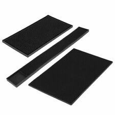 Kitchen Table Placemat Non-slip Rubber Mat Durable Coasters Soft Tableware Pads