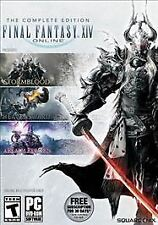 Final Fantasy XIV Online: Complete Edition PC - New, Sealed **FAST FREE S/H!!**