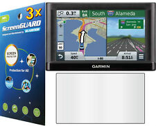 3x Clear LCD Screen Protector Cover Garmin Nuvi 65 65LM 65LMT 66 66LM 66LMT GPS