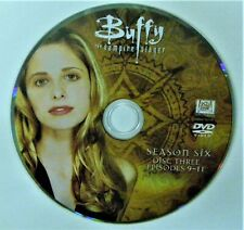 BUFFY THE VAMPIRE SLAYER - SEASON 6 DISC 3  REPLACEMENT DVD DISC ONLY