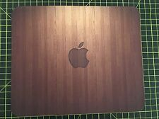 APPLE Wood effect print MOUSEMAT MOUSE MAT PAD compatible with Mac iMac MacBook