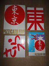 Pizzicato Five Çà Et Là Du Japon 2001 like new JAPAN CD COCP-50460 SPARKS 4V