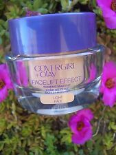 Covergirl + Olay Facelift Effect Firming Foundation, Light