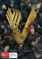 Vikings Season 5 : Part 1 : NEW DVD