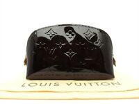 Louis Vuitton Authentic Monogram VERNIS Pochette Cosmetique POUCH Cosmetic Bag