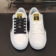 BTS PUMA Basket Patent Made by BTS with Fan Meeting Photo Ticket +Track Number