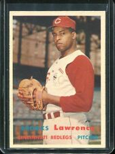 1957    Topps   Baseball    # 66   Brooks Lawrence   NM-MT   Near Mint to Mint