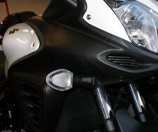 Weisse Blinker Gläser Suzuki GSF Bandit 1250 ab 2012- clear signal lenses