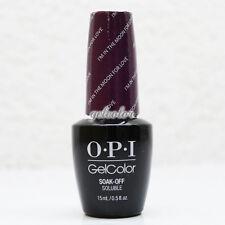 OPI GelColor Soak Off LED/UV Gel Polish 0.5oz I'm in the Moon for Love #HPG35