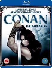 CONAN THE BARBARIAN - BLU-RAY - REGION B UK