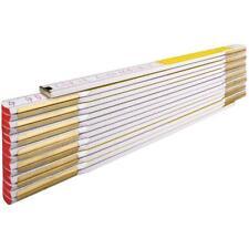 Stabila Scala Zollstock / Tipo : 617/11 Bianco/Giallo 3 Metro