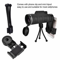 Long Range 40X60 HD Monocular Telescope Shimmer lll Night Vision Outdoor Hiking
