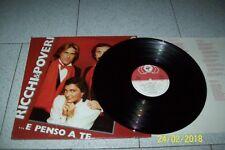 LP RICCHI  & POVERI ... E PENSO A TE / BABY RECORDS BR 56024/ 1981 ITALY + INNER