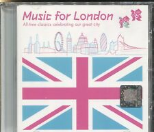 MUSIC FOR LONDON - VARIOUS ARTISTS - CD