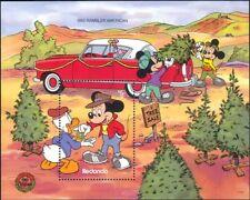 Redonda 1989 Disney/Christmas/Trees/Cars/Mickey/Donald/Cartoons 1v m/s (n22681a)