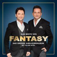 FANTASY - DAS BESTE VON FANTASY-DAS GROßE JUBILÄUMSALBUM   CD NEU