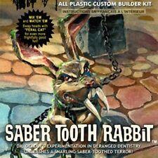 2016 Dr. Deadlys The Saber Tooth Rabbit 1/13  Monster Scenes  NEW Model Kit