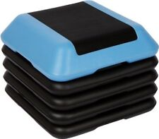 NEW Trademark Innovations High Step Work Out Training Device Set of 4