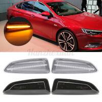 LED Side Marker Indicator Light For Astra J K Opel Vauxhall Insignia B Zafira
