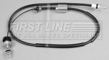 RENAULT SCENIC Mk1 1.4 Clutch Cable 99 to 03 Firstline 7700417617 Quality New