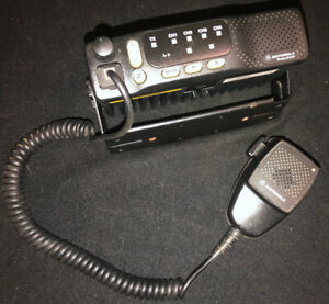Motorola Radius M1225, 4 CH VHF 150-174 MHz 25W, Model # M43DGC90E2AA. Our #2