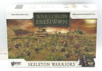 Warlords of Erehwon 692010001 Skeleton Warriors (Undead) Infantry Warlord Games