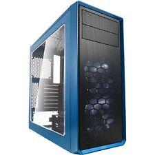 Fractal Design Focus G Petrol Blue, Tower-Gehäuse, blau