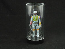 10 x PROTECH VINTAGE STAR WARS CYLINDER DISPLAY CASES / TUBES