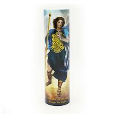 Archangel Raphael, Devotion PRAYER Saint LED Flameless candle 6 Hour Timer