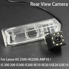 Car Rear Reverse Backup Camera for Lexus HS 250h HS250h IS 300 200 IS300 IS200