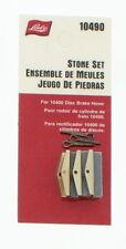 Lisle Tools 10490 Stone Set Replacement For Lisle 10400 3-Stone Disc Brake Hone