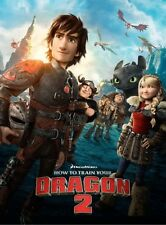 How To Train Your Dragon 2 * NEW DVD * (Region 4 Australia)