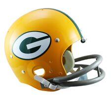 Riddell Sports Adult Unisex NFL Packers Deluxe Replica Full Size Helmet