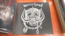 "MOTÖRHEAD ""MOTÖRHEAD""  WHITE VINYL LP MISPRINT LTD REISSUE NEW SEALED"