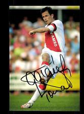 Tomas Gaöasek Autogrammkarte Ajax Amsterdam Original Signiert+A 148611