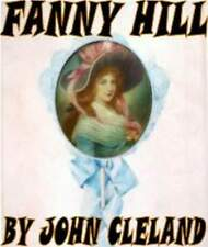 FANNY HILL BY JOHN CLELAND AUDIOBOOK ON CD MP3 AUDIOBOOK CLASSIC ADULT NOVEL NEW