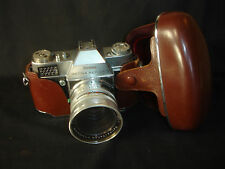 Kodak Retina Reflex S Compur F 1,9/50MM Camera With Case Cover