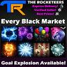 [PC] Rocket League Every Black Market Goal Explosion Neuro-Agitator etc.
