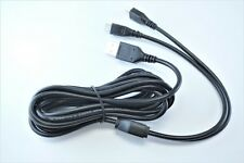USB-A to 1 Micro / 1 Mini USB Splitter Cable, 2.0 High Speed 10FT Long
