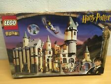 HARRY POTTER LEGO 4709 NEW SEALED HOGWARTS CASTLE FIRST EDITION