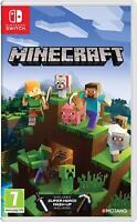 Minecraft (Switch) (NEU & OVP) (Blitzversand)