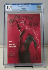Amazing Spider-Man 800   Dell'Otto Variant Cover   CGC 9.4