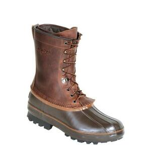 """Kenetrek Men's Grizzly 13"""" Tall Size 12 Insulated Leather Uppers Boots"""